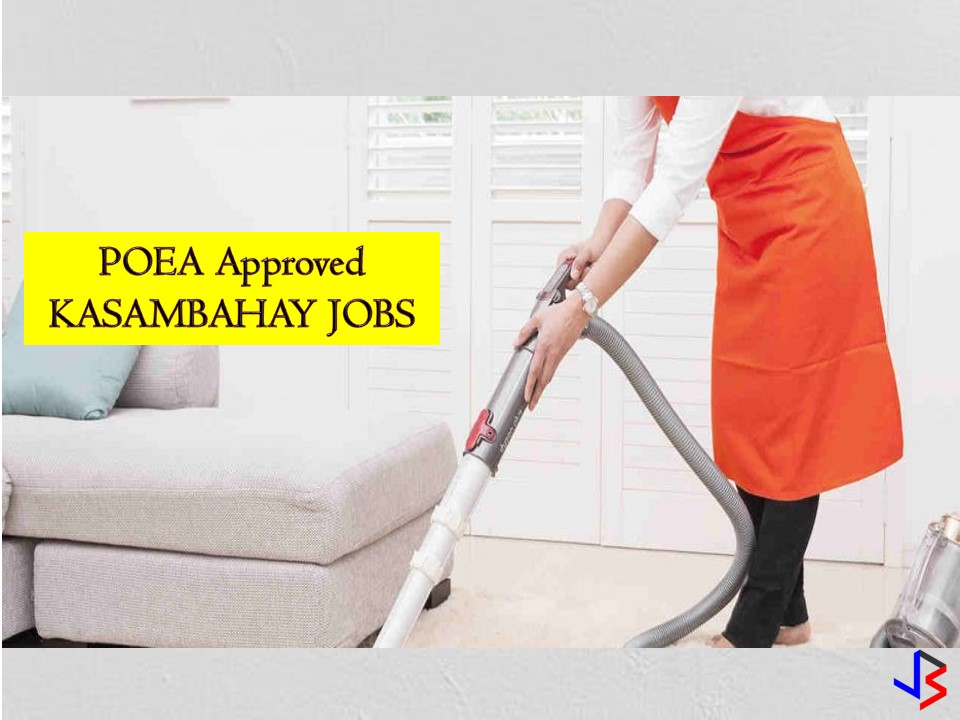 Taiwan, Malaysia, Romania, Hong Kong, Qatar, United Arab Emirates, Cyprus, and Brunei are looking for Filipinos who are willing to work as domestic workers or household service workers. The following are jobs approved by the Philippine Overseas Employment Administration (POEA) to the above-mentioned eight countries. Jbsolis.net is NOT a recruitment agency and we are NOT processing nor accepting applications for jobs abroad. All information in this article is taken from the website of POEA — www.poea.gov.ph for general purposes only. Recruitment agencies are being linked to each job orders so that interested applicants may know where to coordinate and apply for their desired position. Interested applicant may double-check the job orders as well as the licensed of the hiring recruitment agencies in POEA website to make sure everything is legal. This article is filed under Filipina maids, jobs abroad, hiring Filipino workers, household service workers, domestic helpers, and Filipino workers.