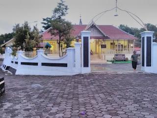 Masjid Cipto Mulyo, Pengging