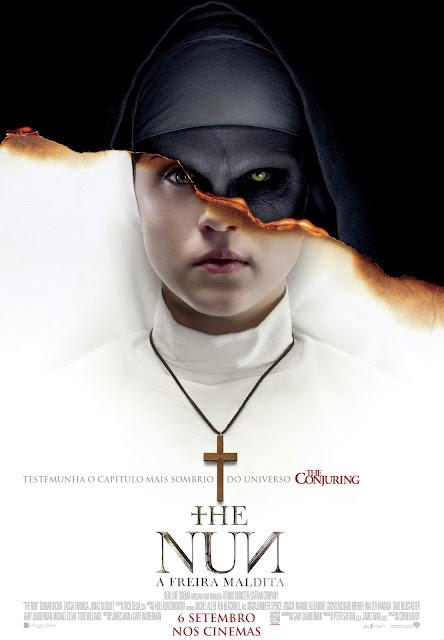"""Passatempo """"The Nun - A Freira Maldita"""" - Convites para a antestreia"""