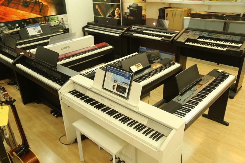 Cẩm nang chọn mua đàn piano điện cho người mới học