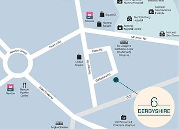 6 derbyshire location