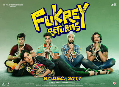 Fukrey Returns trailer released