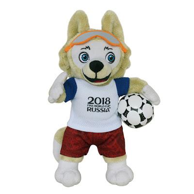 Merchandise Piala Dunia 2018