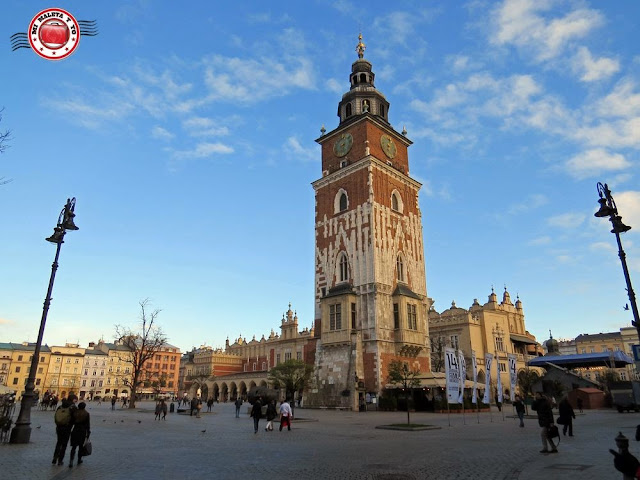 Plaza del Mercado, Cracovia
