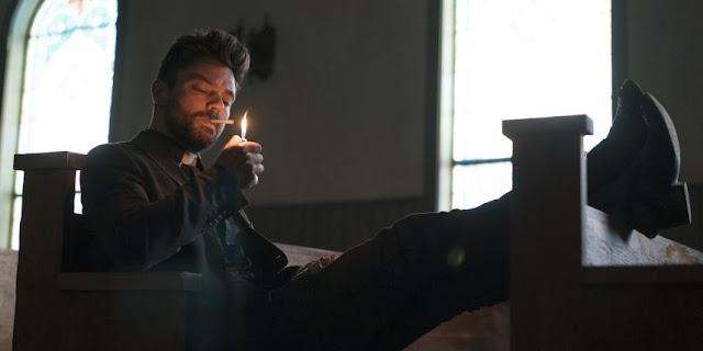 Preacher : la nouvelle série d'AMC renouvelée pour une saison 2