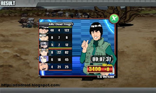 Download Naruto Senki Final Mod by Riicky v1.17 Apk