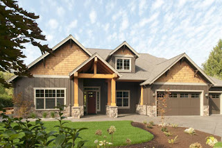 Striking-House-Plans-with-Pictures-Craftsman