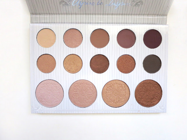 BH Cosmetics Carly Bybel Eyeshadow Palette