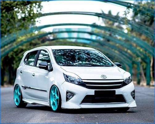 interior mobil agya ceper modifikasi mobil agya bagian luar modifikasi