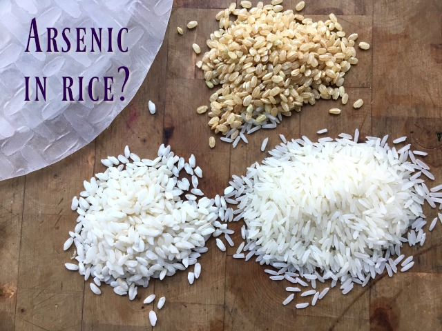 How to Reduce Your Exposure to Arsenic in Rice
