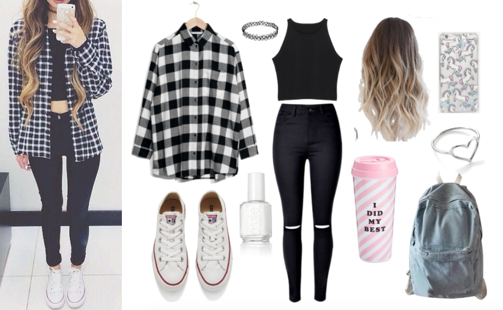 DEADDSOULS: 'BACK TO SCHOOL' OUTFIT IDEAS