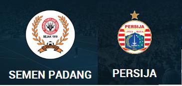 Siaran Langsung Persija Jakarta Vs Semen Padang, 22 Oktober 2017 img