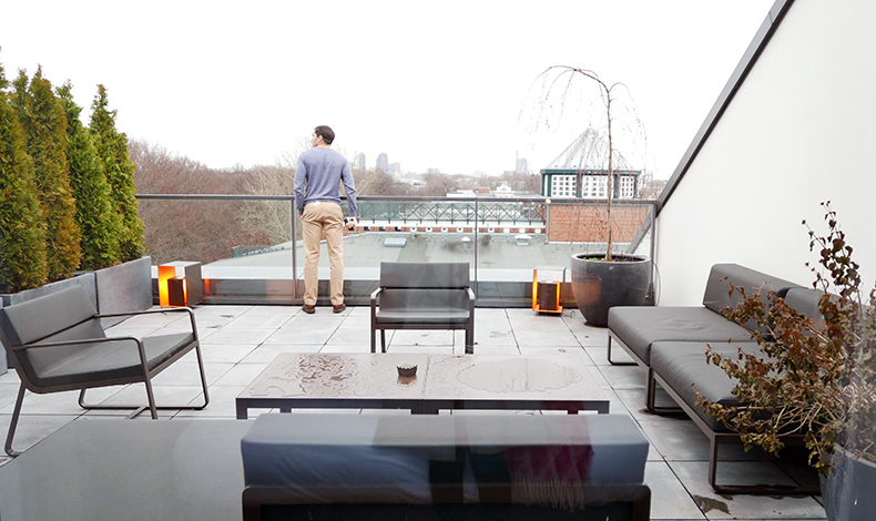 Euriental | fashion & luxury travel | Das Stue terrace room, Berlin, Germany