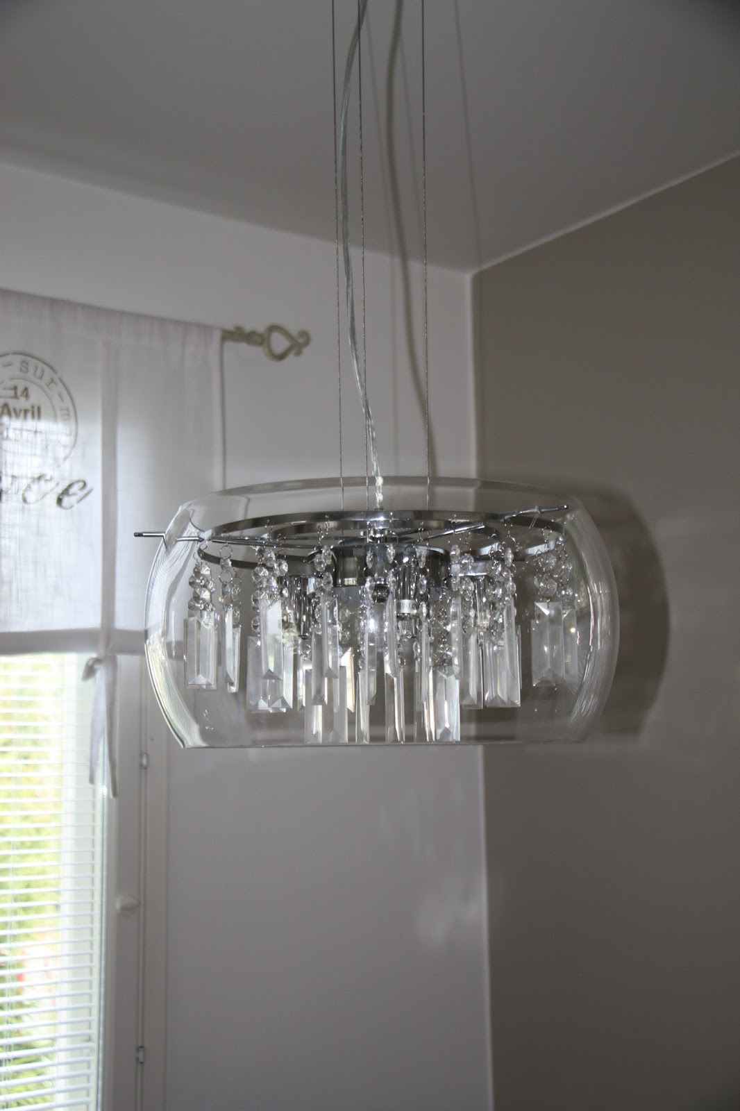 Keittiön Lamppu