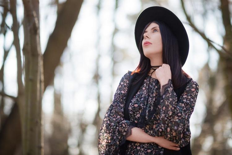polska-blogerka-styl-boho-kapelusz