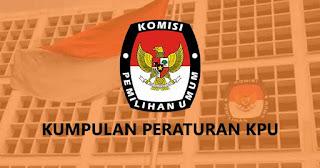 Kumpulan Peraturan KPU 2017