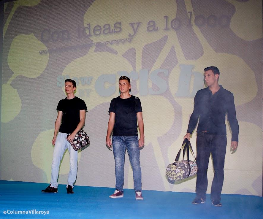 con ideas y a lo loco, Cris B, algodón ecologico, moda sostenible