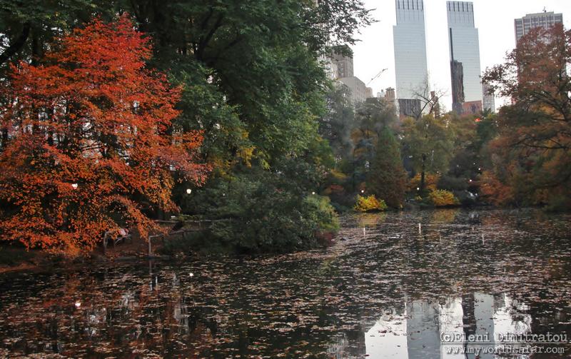 φθινόπωρο στη Νέα Υόρκη