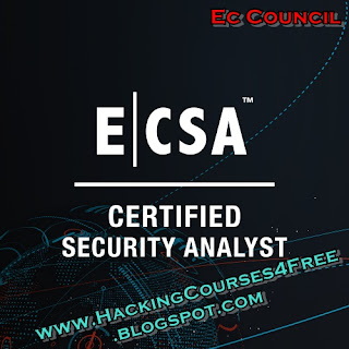 Ec-council Certified Security Analyst - ECSA v10  Free Download