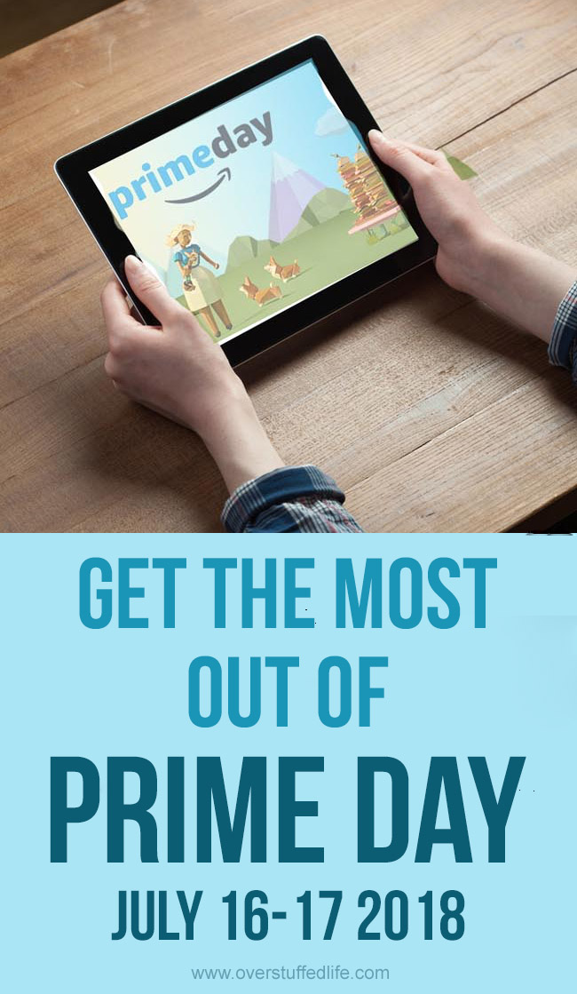 How to get the best deals for Amazon Prime Day this year!