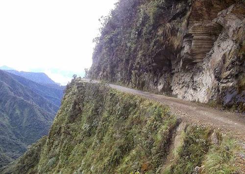 Estrada da Morte – Bolivia