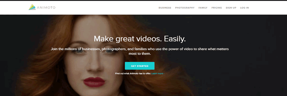 Animoto is a fantastic tool you can use to explore creativity
