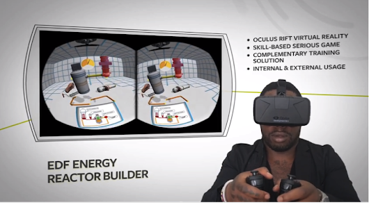 Donald Clark       Plan B: 10 mind-blowing Oculus Rift experiments in education