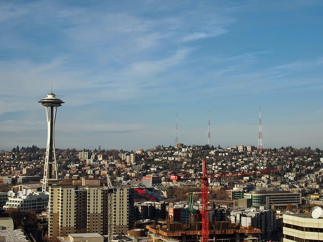 Top 10 US Places to Go For Summer Vacation (Summer Blog Series)- Seattle via ProductReviewMom.com