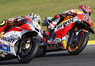 Marquez - Pedrosa Kompak Tak Percaya Lorenzo Juara dengan Ducati