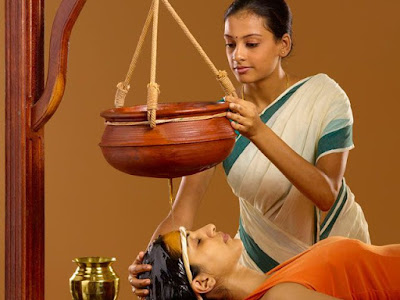 Ayurveda massage centre in trivandrum