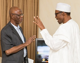 Resignation Call By Tinubu: Oyegun Fights Back