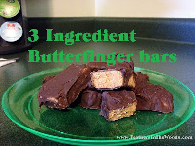 butterfinger recipe