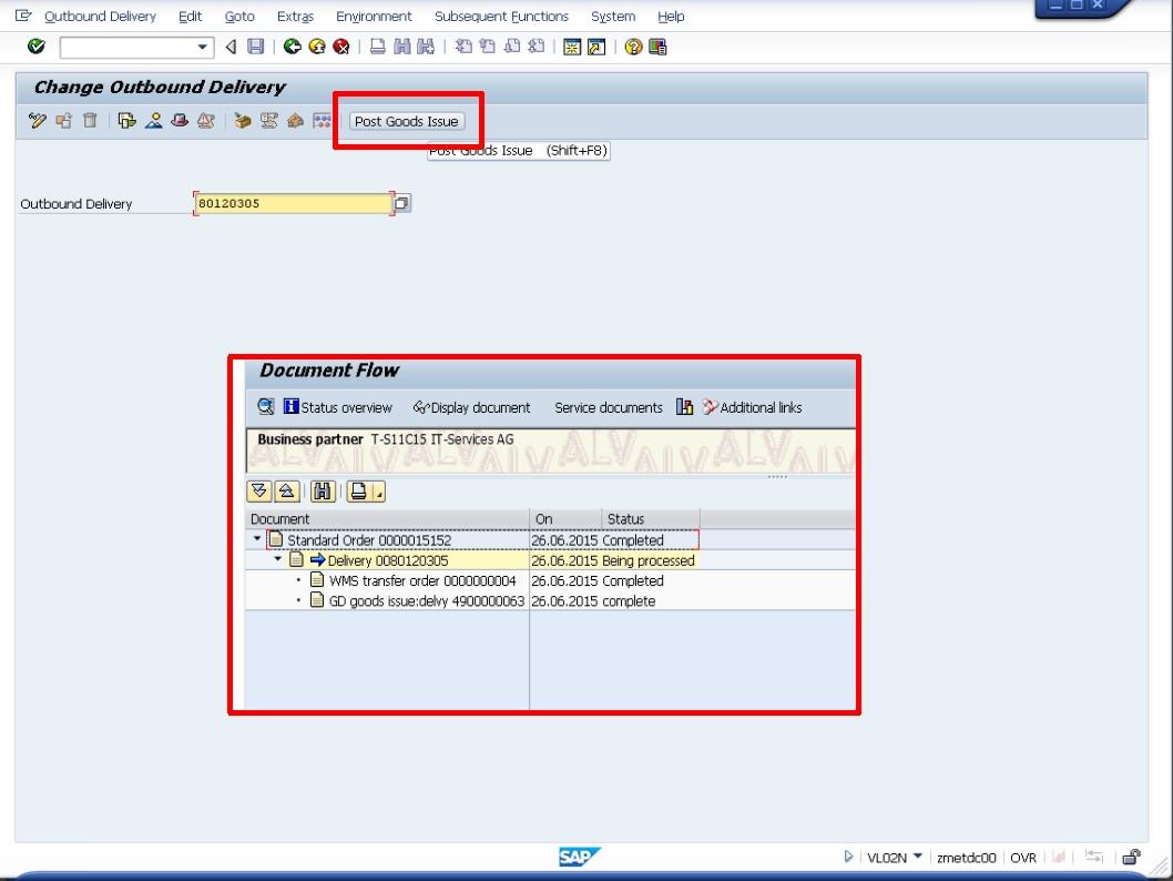 青蛙SAP分享 Learning & Examination: WMS SD integration