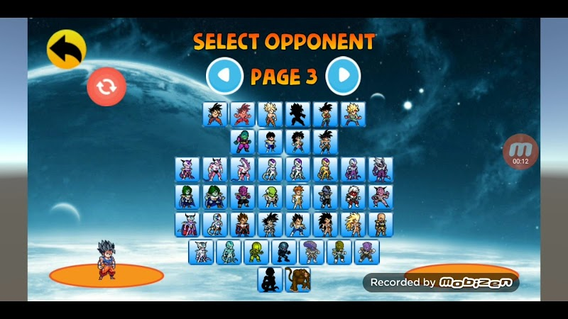Download Dragon Ball Power Warriors 8.1 Latest APK