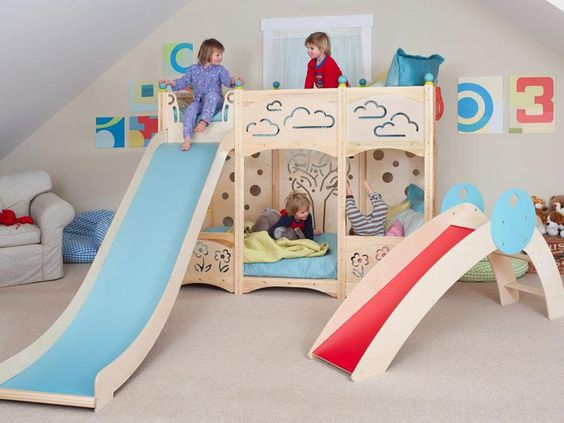 10 camas infantiles originales que encantar n a los chicos - Camas infantiles originales ...