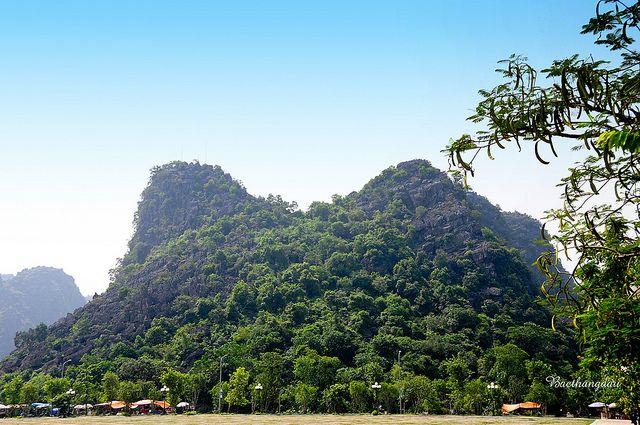 Núi Mã Yên ở Hoa Lư. | Blog Du Lịch
