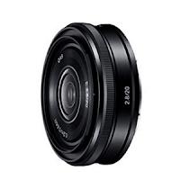 sony a6000 pancake lens
