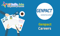 Genpact Recruitment