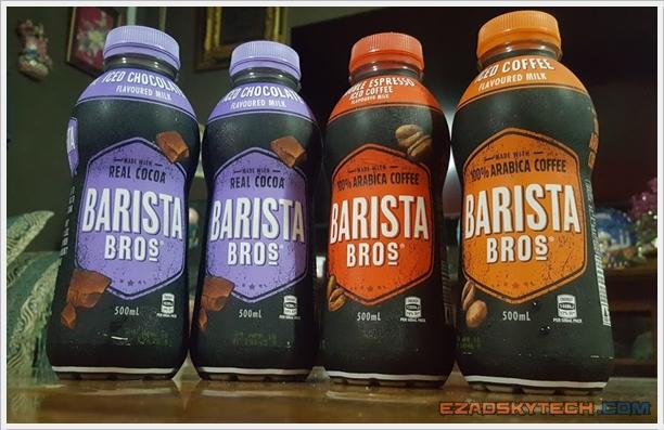 Barista Bros Iced Coffee Popular Di Australia Kini Di Malaysia