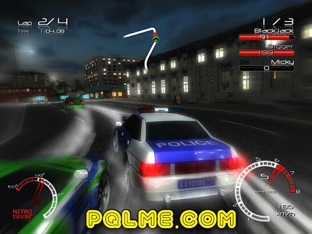 تحميل لعبه سباق ضد الشرطة Racers vs Police للكمبيوتر من ميديا فاير