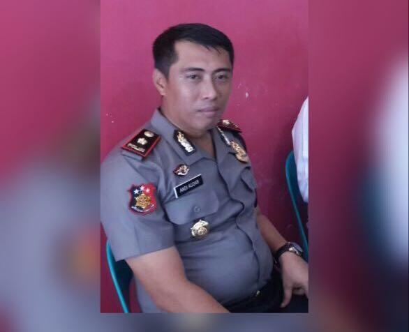 Operasi Sikat Lipu 2018, Polsek Tanete Riattang Berhasil Amankan Tersangka Pencuri Mesin Molen
