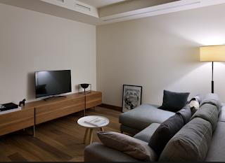 cara menata ruang tamu minimalis