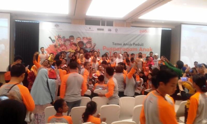 Karena Siapapun Anak Indonesia Berhak Setara Semartabat