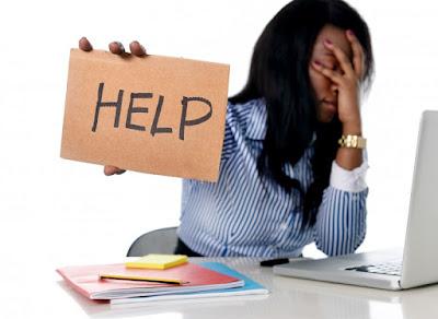 """El estar """"quemado en el trabajo"""" se conoce como el síndrome burn out."""