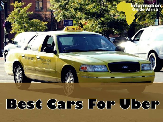 Best Cars For Uber In Nigeria