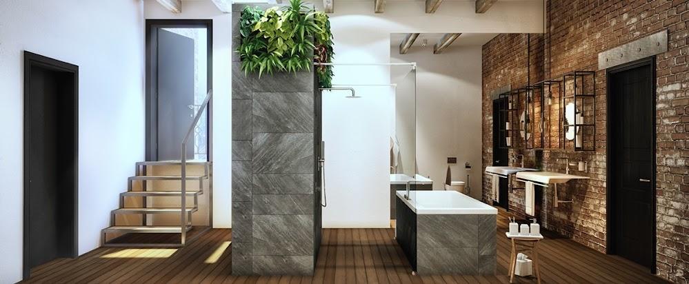 tiled-tub