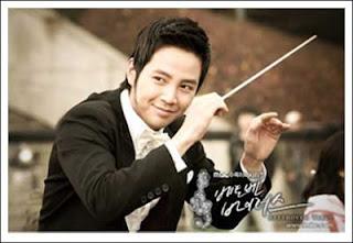 Jang Geun Suk on Beethoven Virus