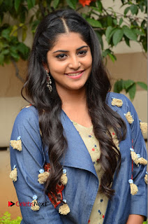 Manjima Mohan Stills at Sahasam Swasaga Saagipo Press Meet