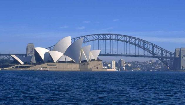 Tourism across the world Tourism in Sydney Australia