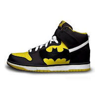 zapatillas de batman